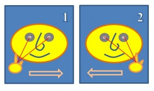Профилактика близорукости, упражнения 2