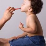 Если у ребенка высокая температура