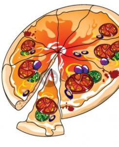 Как вкусно и быстро приготовить пиццу