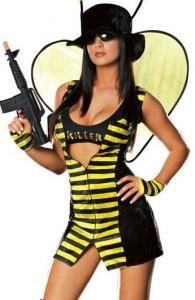 Помощь при укусе пчелы