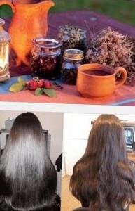 рецепты для роста волос