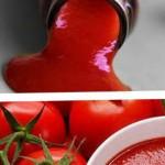 Кетчуп, польза и вред