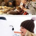 Правильное питание зимой, полезные ...