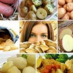 Картофель, польза и вред