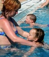 в чем польза плавания