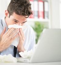 Ослабленный иммунитет приводит к частым заболеваниям