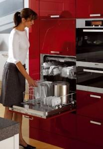 Посудомоечная машина, применение