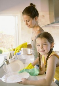 Уборка на кухне, полезные советы