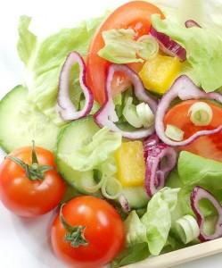 Диета из овощей и фруктов