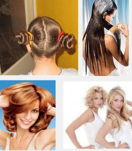 уход за волосами народными средствами