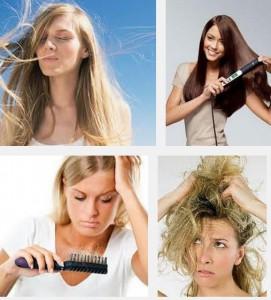 домашние средства ухода за волосами