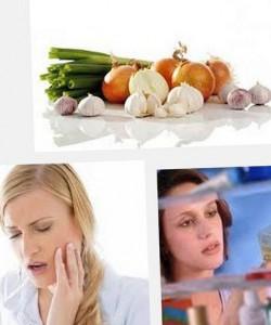 домашние средства от зубной боли