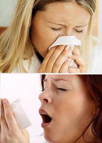 народные методы против насморка