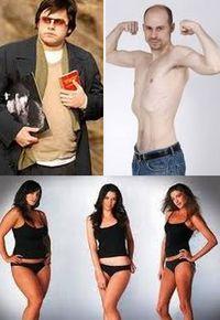 как поправиться худому