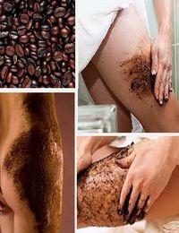 рецепты с кофе против целлюлита