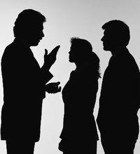 Работа и отношения в коллективе
