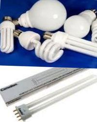 лампы для освещения люминисцентные