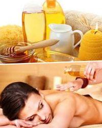 как проводить медовый массаж