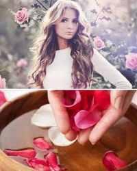 розовая вода применение для здоровья и красоты