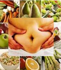 правильное питание против живота