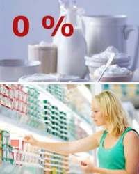 обезжиренные продукты польза