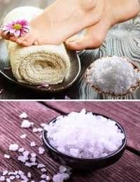как лечиться солью, рецепты