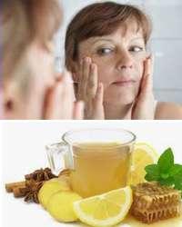 Народные средства омоложения кожи лица