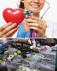 народное лечение сердечных болезней