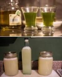 Напитки и сиропы домашнего приготовления
