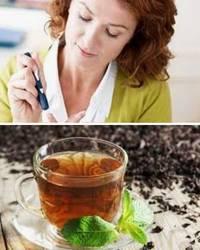 Черный чай при повышенном сахаре