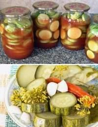 Летние деликатесы и заготовки на зиму
